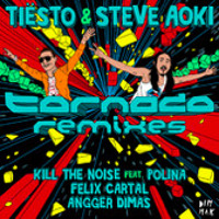 Listen to a new electronic song Tornado (Felix Cartal Remix) - Steve Aoki