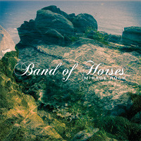 Band of Horses Dumpster World Artwork