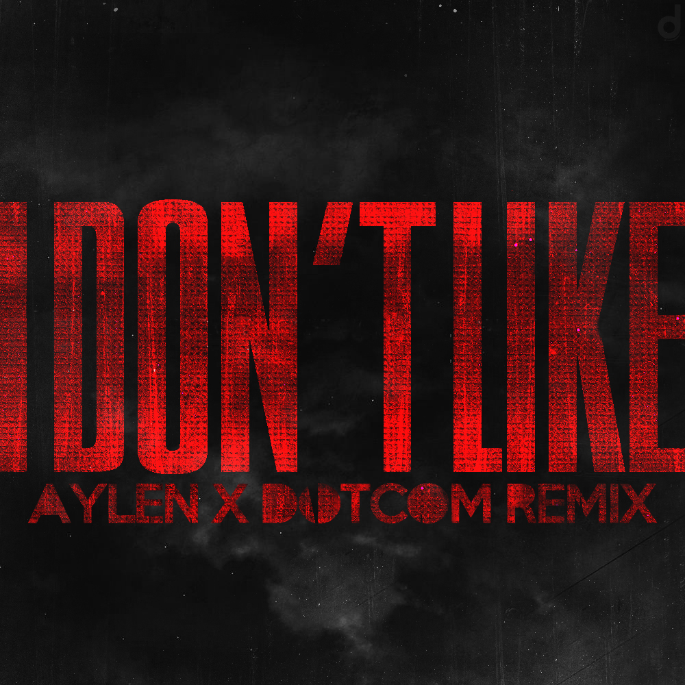 Crunkstep remix of Chief Keef - I Don't Like (Aylen & Dotcom Remix)