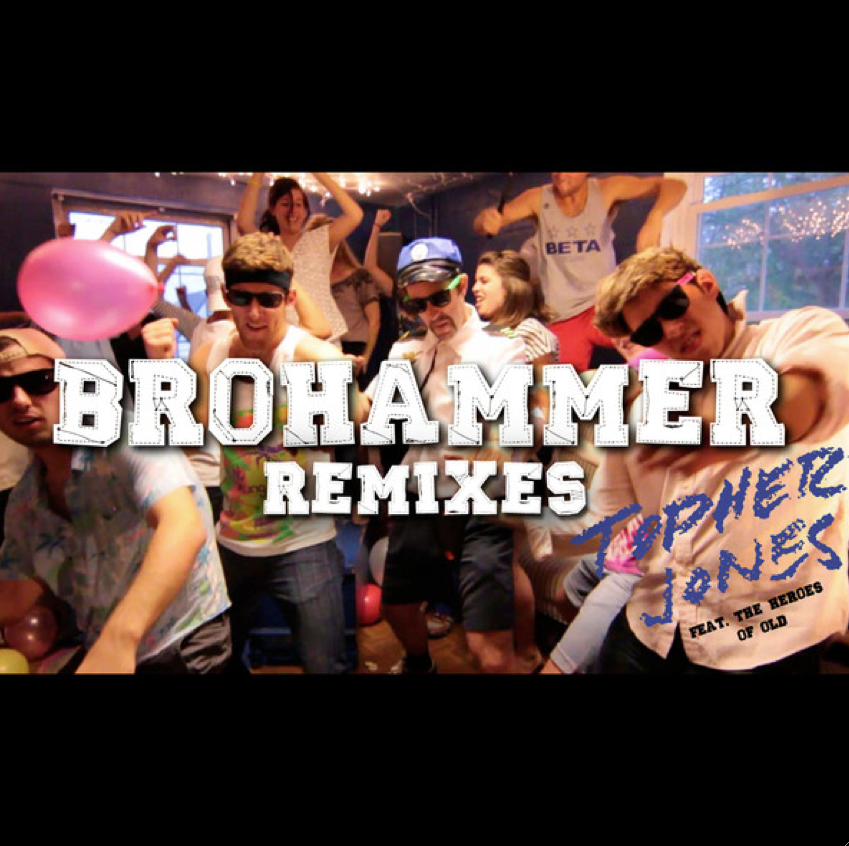 Brohammer Remixes
