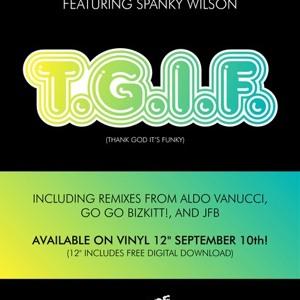 T.G.I.F. (Go Go Bizkitt! Remix) by Ruckus Roboticus