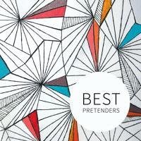 The Plastics Best Pretenders Artwork