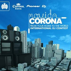 Movida Corona International DJ Contest - Promo Mix