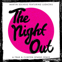 Listen to a new remix song The Night Out (A-Trak  - Martin Solveig