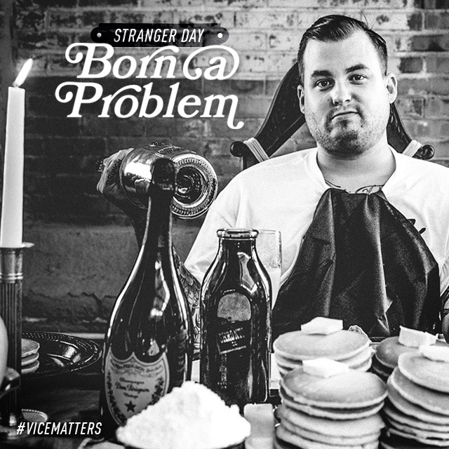 Stranger Day - Born A Problem (Prod. DK Allday)