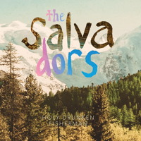 The Salvadors Hola Nirvana Artwork