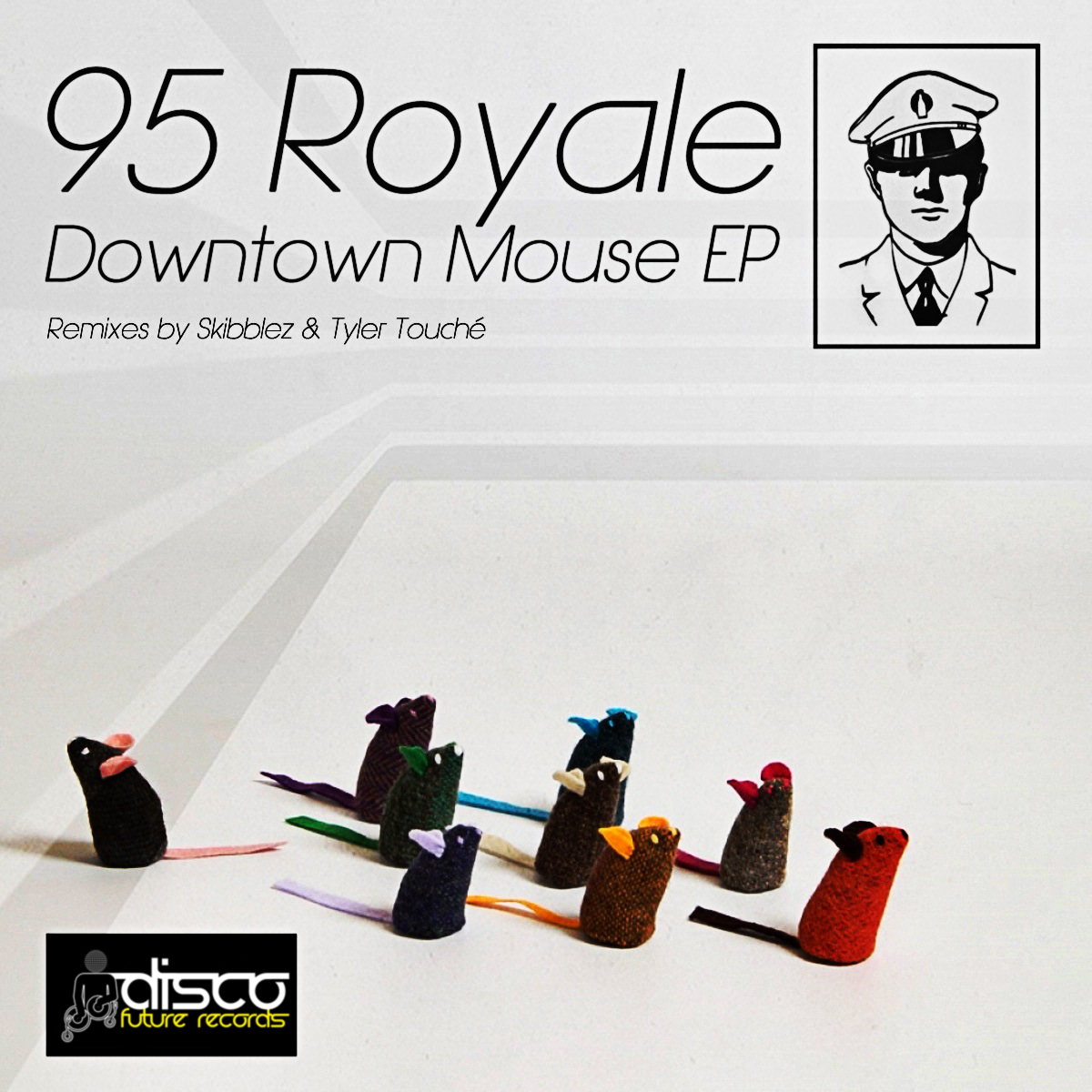 95 Royale - Canyon (Original Mix)