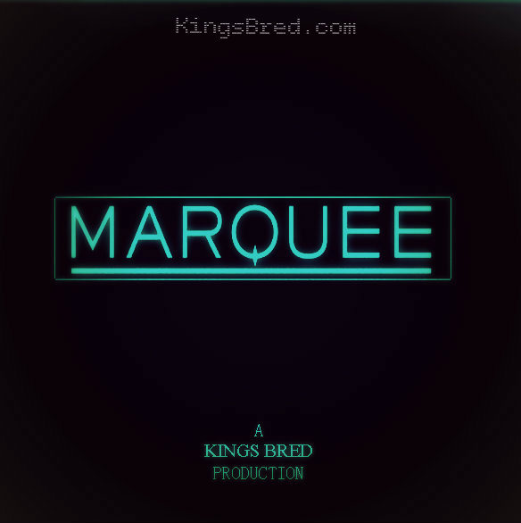 """Marquee"" by KINGS BRED"