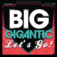 Listen to a new electro song Let's Go! - Big Gigantic