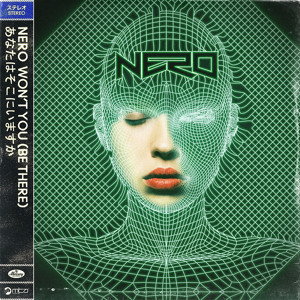 Nero Won't You Be There Album Artwork