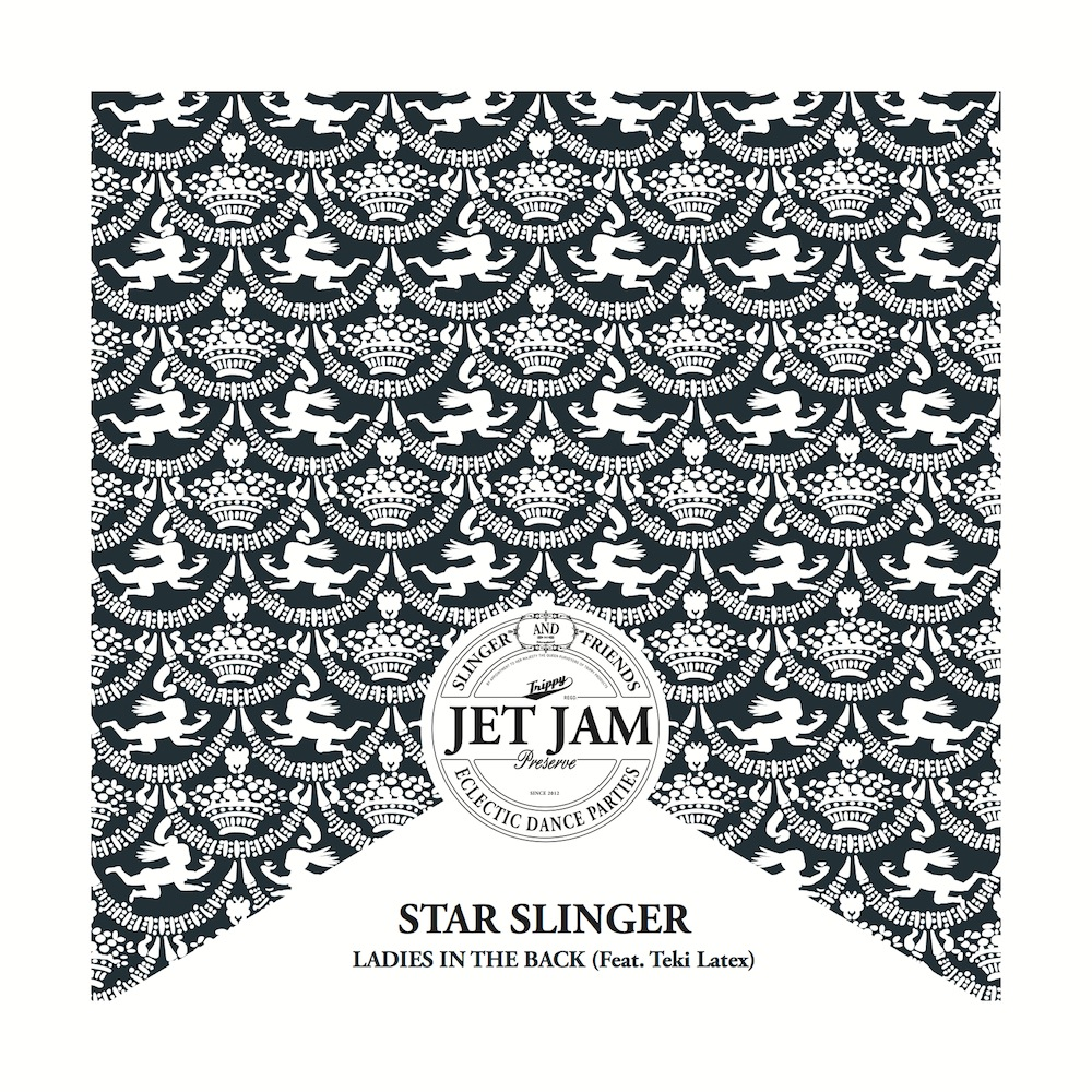 Star Slinger ft. Teki Latex &#8211; &#8220;Ladies In The Back&#8221;