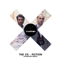 The xx Fiction (Synapson Remix) Artwork