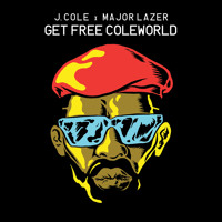 J. Cole & Major Lazer Get Free ColeWorld Artwork