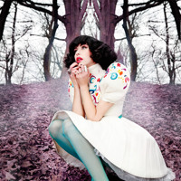 Kimbra Come Into My Head Artwork