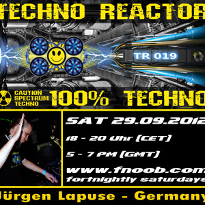 29-09-2012-Juergen-Lapuse-JL-TR-019-Techno-Reactor by idandt