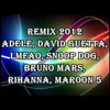 129-Adele,David queta -LMFAO,Snoop Dog, bruno Mars,Rihana,Maroon5  [Deejay Josue] JEPMX