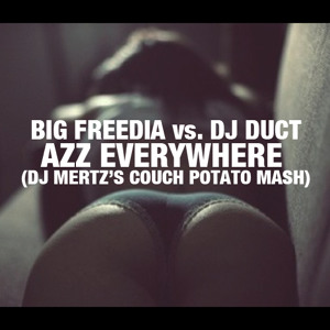 Big Freedia v. DJ Duct - Azz Everywhere (DJ Mertz's Couch Potato Mash)