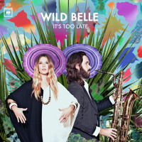 Wild Belle It's Too Late (Snakehips Remix) Artwork