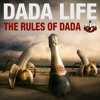 Dada Life - Happy Violence album artwork