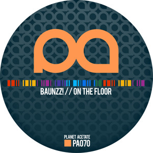 On The Floor (Jelly For The Babies Remix) by Baunzz!