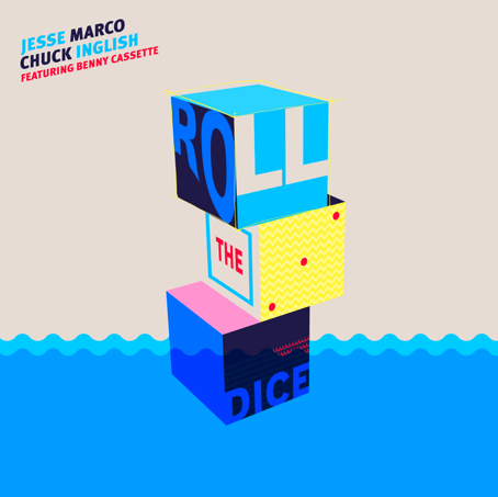 Pool Party (Jesse Marco and Chuck Inglish) - Roll The Dice ft. Benny Cassette