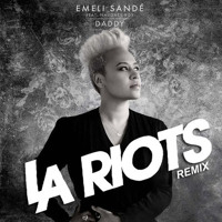 Listen to a new remix song Daddy (LA Riots Remix) - Emeli Sandy