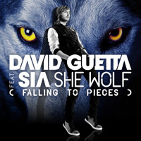 Listen to a new electro song She Wolf (Falling to Pieces) [feat. Sia] - David Guetta