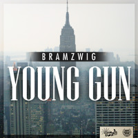 Listen to a new hiphop song Young Gun - Bramzwig