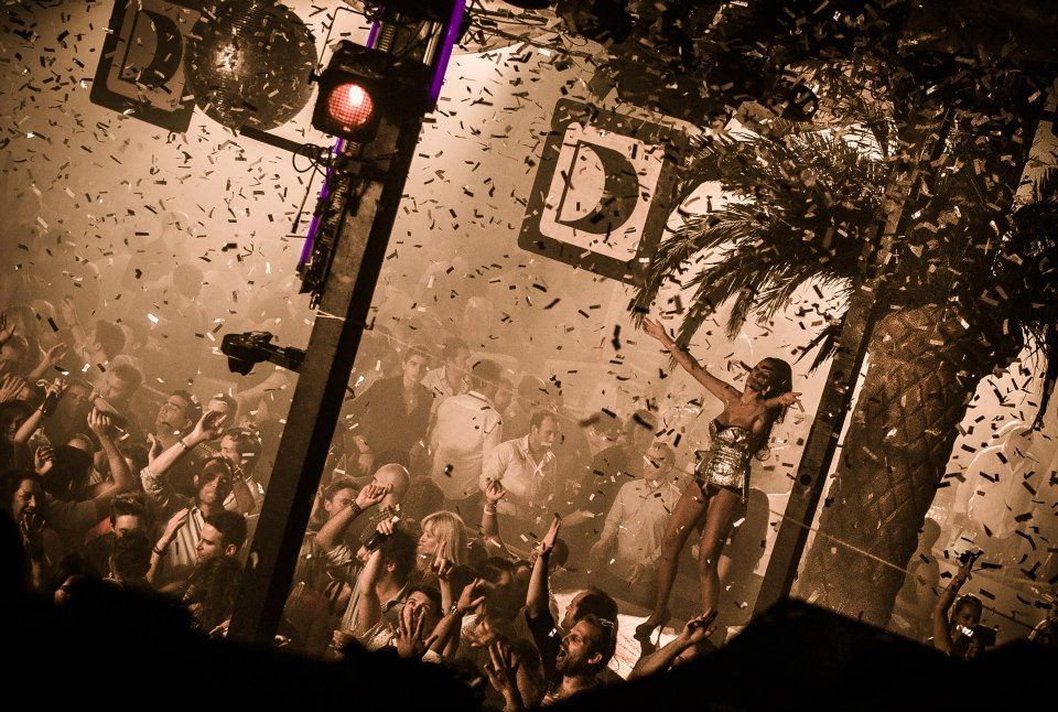 Copyright LIVE Defected in the House Closing Party Pacha 2012