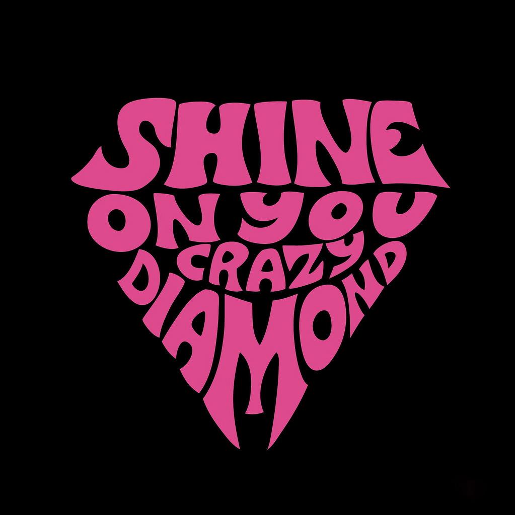 Shine On You Crazy Diamond Pink Floyd
