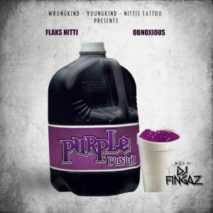  WKYK & Nittis Tattoo Present: Flaks Nitti & Obnoxious  Purple Poison