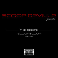 Kendrick Lamar & Notorious B.I.G. The Recipe (Scoopaloop Remix) Artwork