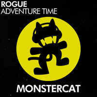 Listen to a new electro song Adventure Time - Rogue