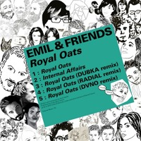 Emil & Friends Royal Oats (Radial Remix) Artwork