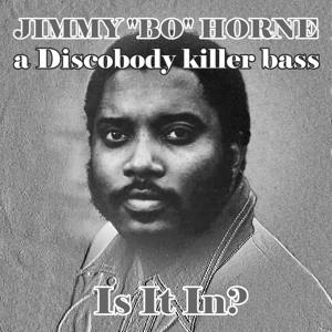 "Is It In? (a Discobody killer bass) by Jimmy ""Bo"" Horne"