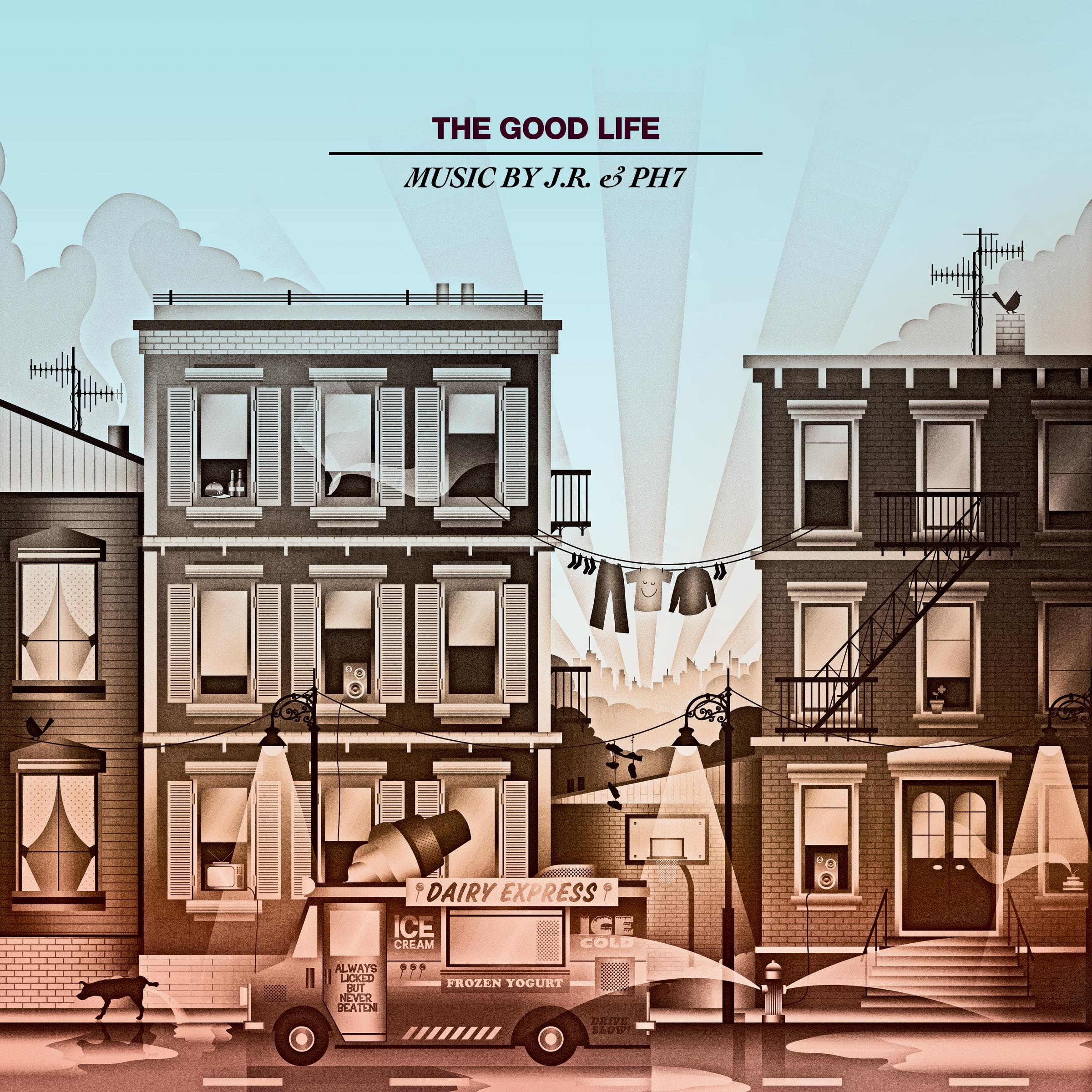 JR &amp; PH7 &ndash; Goodbye (con Phonte &amp; Median)