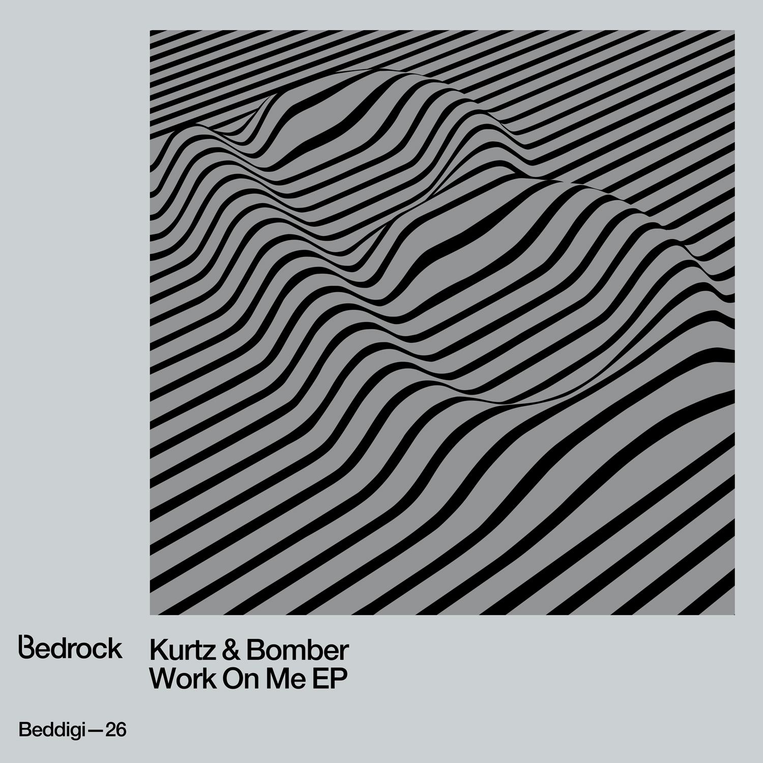 Kurtz & Bomber - Work On Me EP