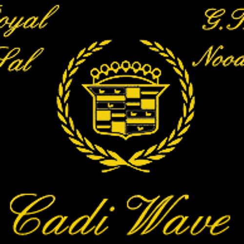 The CadiWave-G.T.DNoodlez&Royal Sal tha Savage by G.T.D Noodlez