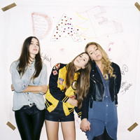 Haim Send Me Down Artwork