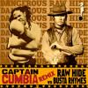 Captain Cumbia remix RAWHIDE SOUNDTRACK vs BUSTA RHYMES [Dangerous]
