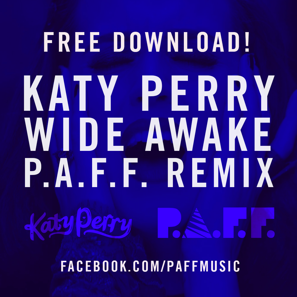 TOP 40 | Katy Perry - Wide Awake (P.A.F.F. Remix)