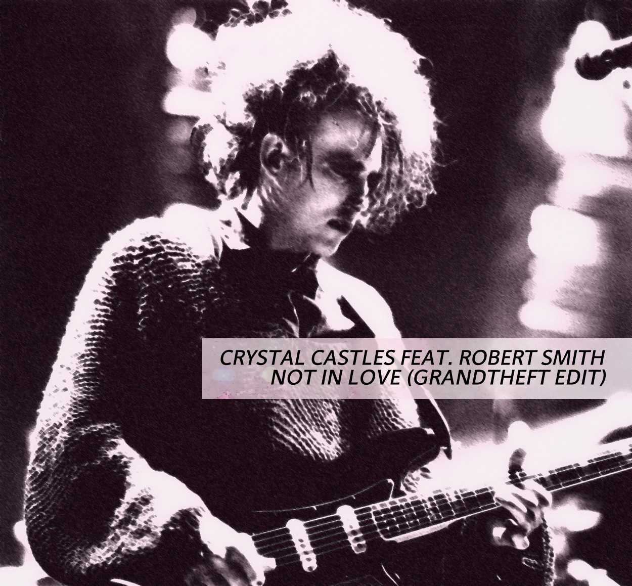TRAP | Crystal Castles Feat. Robert Smith - Not In Love (Grandtheft Edit)