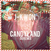 Listen to a new remix song Tipsy (Candyland's OG Remix) - J-Kwon
