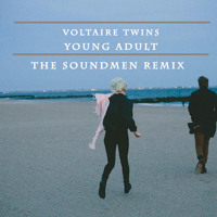 Voltaire Twins Young Adult (The Soundmen Remix) Artwork