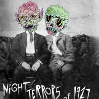 Night Terrors of 1927 Dust and Bones Artwork