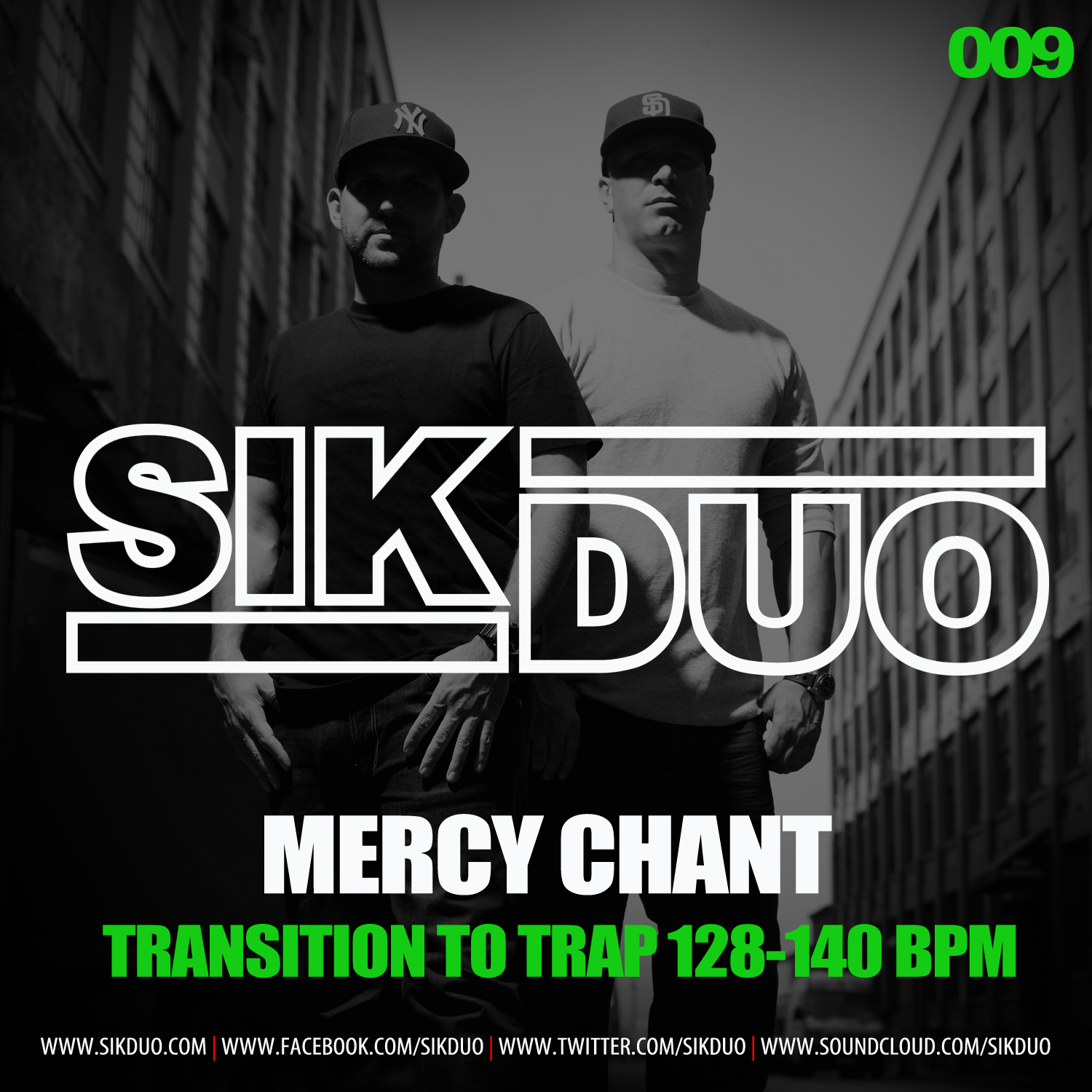 Mercy Chant - (SikDuo Transition To Trap Mix 128-140 bpm)