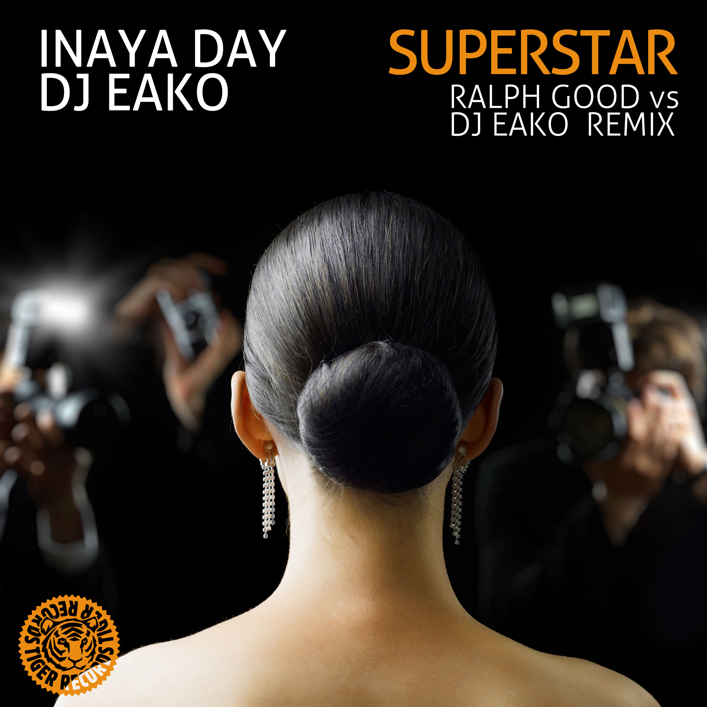 Inaya Day & DJ Eako - Superstar (Ralph Good vs DJ Eako Remix)