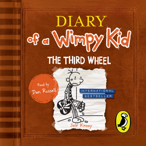 Audiobook Diary Of A Wimpy Kid The Third Wheel