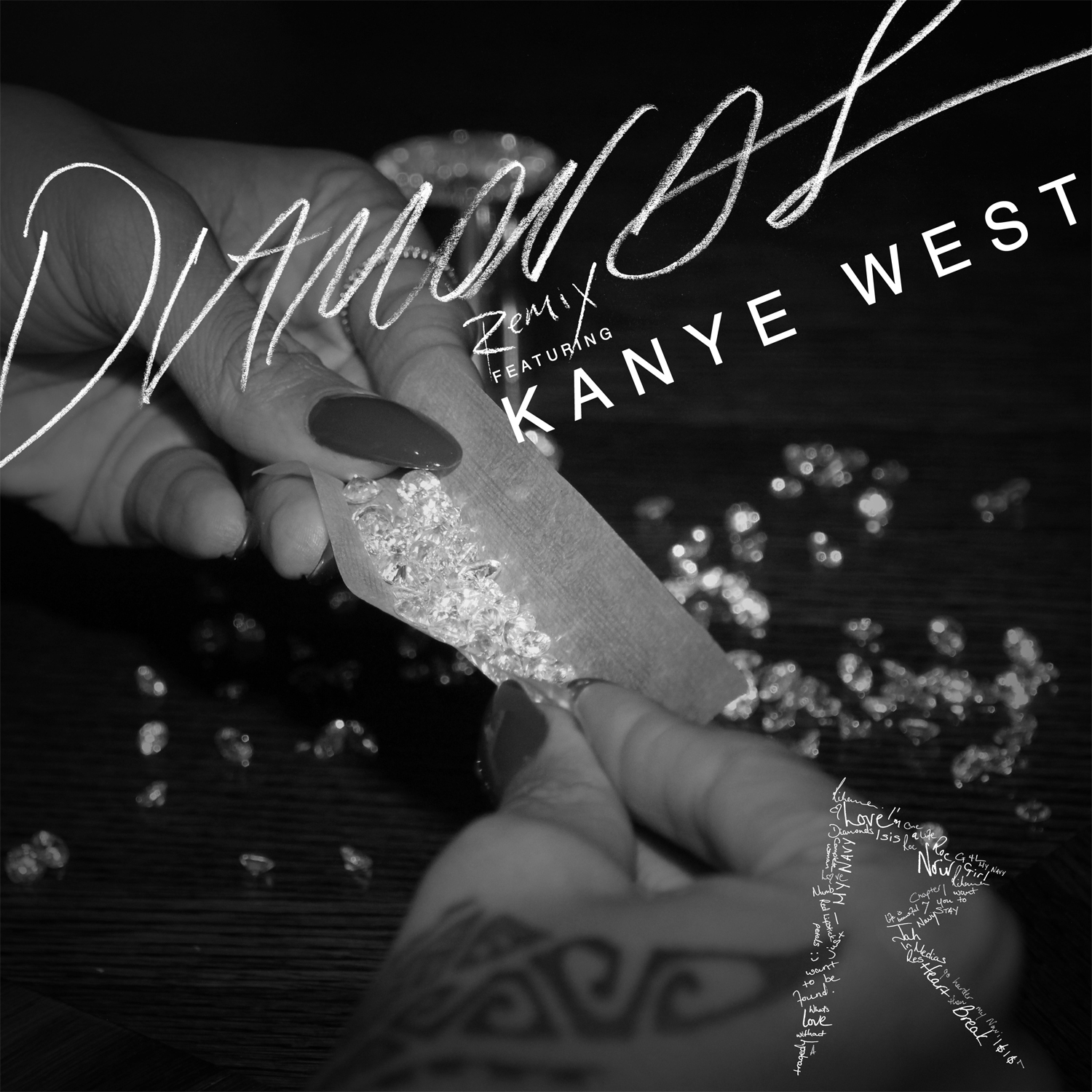 diamonds remix