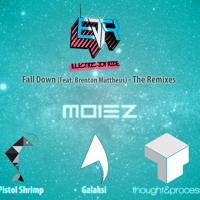 Listen to a new remix song Fall Down (Galaksi Remix) - Electric Joy Ride ft. Brenton Mattheus